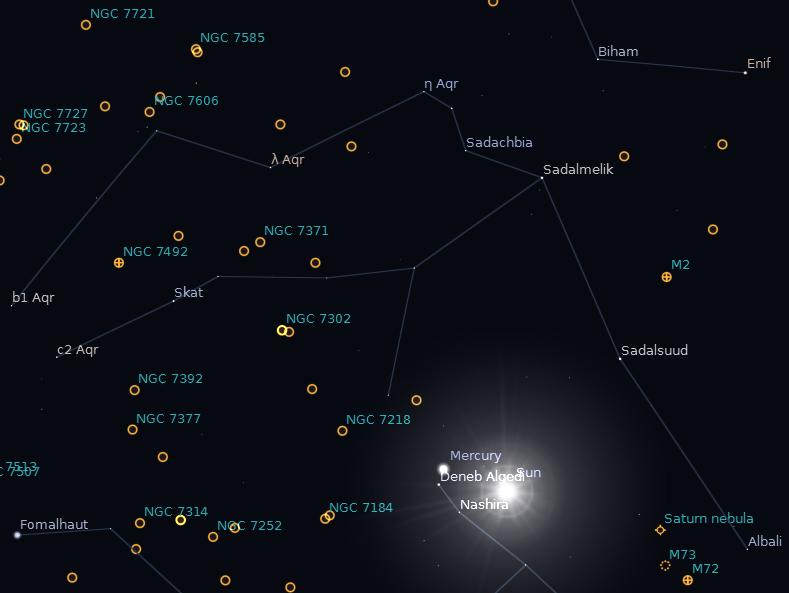 Gemini Stargazer Online