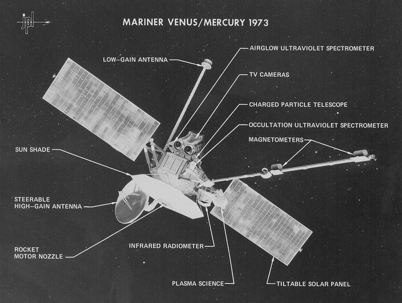 landing probes on mercury - photo #18